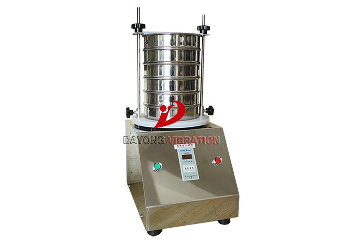 Circular Portable Sieve Shaker With ASTM Scientific Research Test