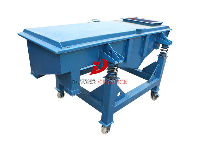 Industrial  Screening Dry Sand Linear Vibrating Screen Machine